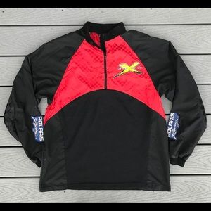 Polaris Racing X Edge Pullover L Patch Shirt Moto